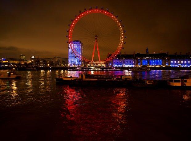 London Eye Chinese New Year
