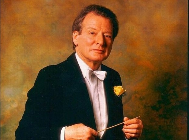 Neville Marriner conductor