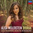Dvorak cello concerto Alisa Weilerstein