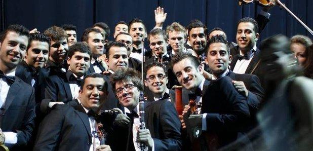 national youth orchestra of iraq kickstarter