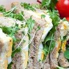 egg cress sandwich
