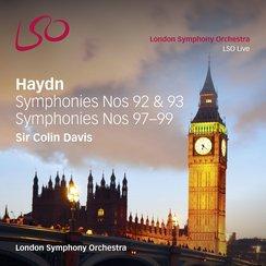 Haydn London Symphonies LSO Live Colin Davis