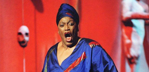Jessye Norman singer opera soprano mezzo American