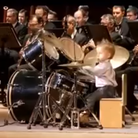 child prodigy drummer