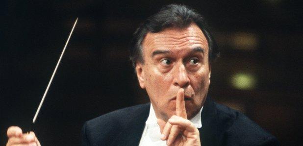 Claudio Abbado conductor