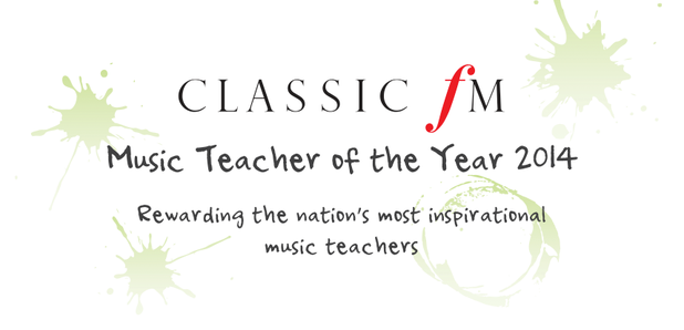 Music Teacher of the Year 2014
