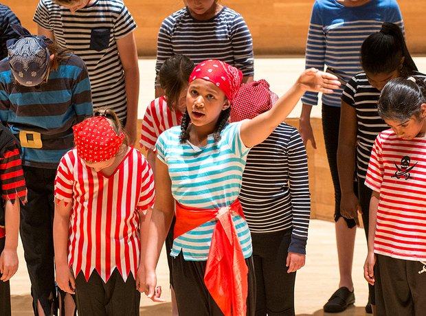 The Links Primary School Choir
