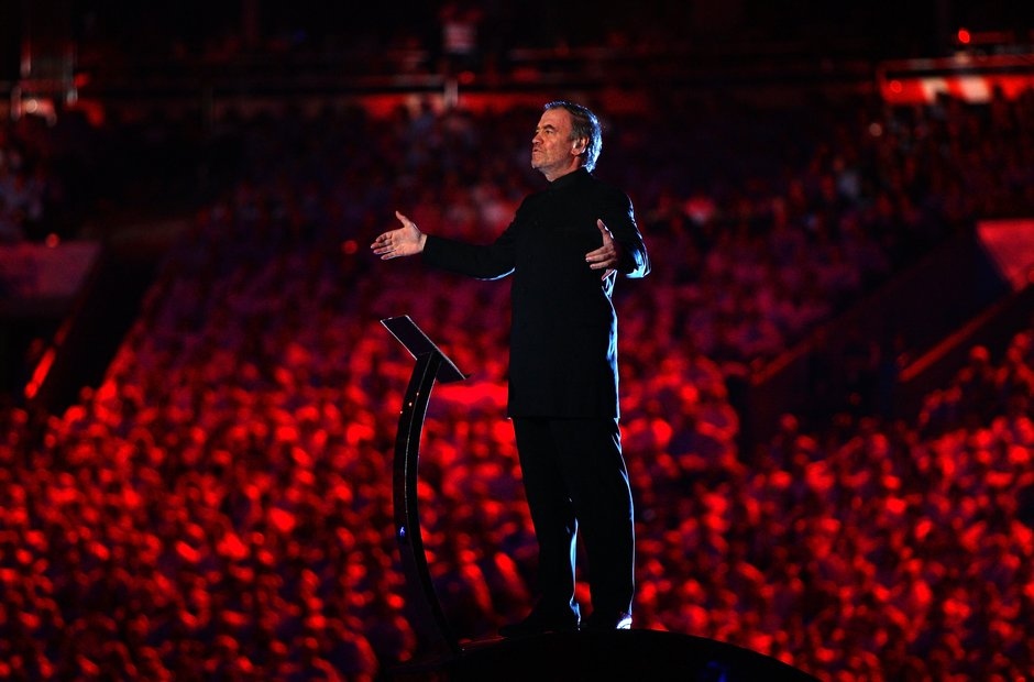 Valery Gergiev conductor Winter Olympics Vancouver
