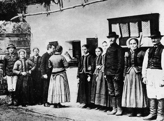 Bela Bartok folksong collector Hungarian composer