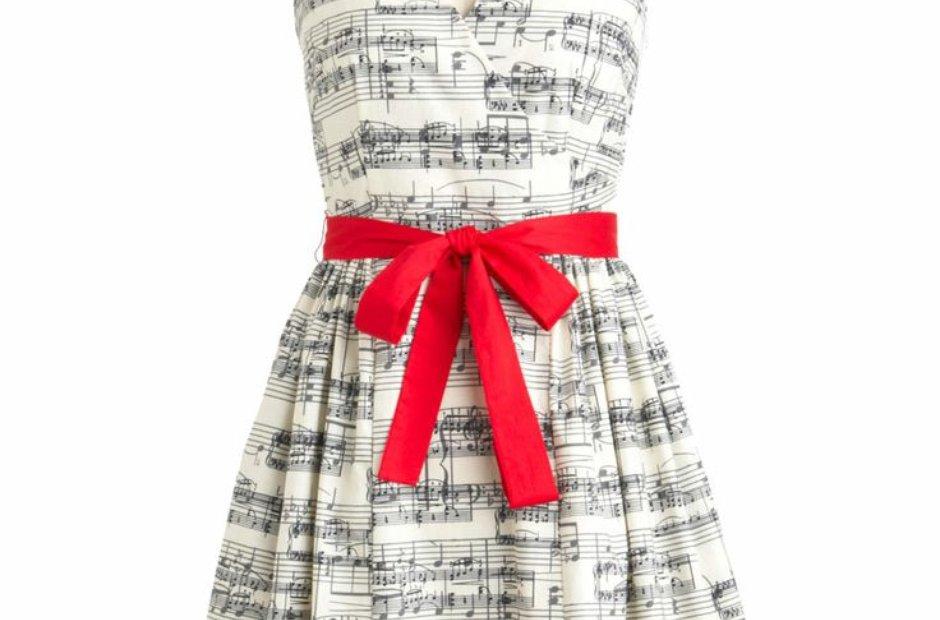 music dress