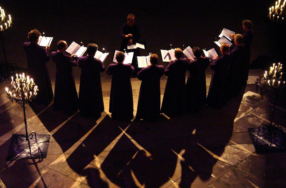 Tenabrae choir choral