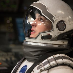Interstellar with Anne Hathaway