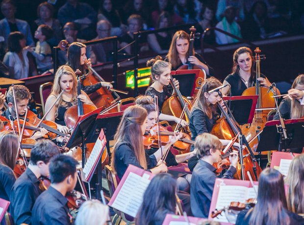 Schools Prom Monday 10th November 2014 Performance