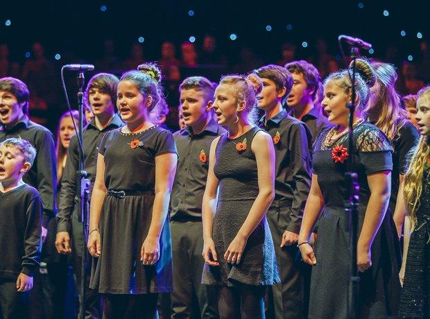 TMC Gospel Choir Performance