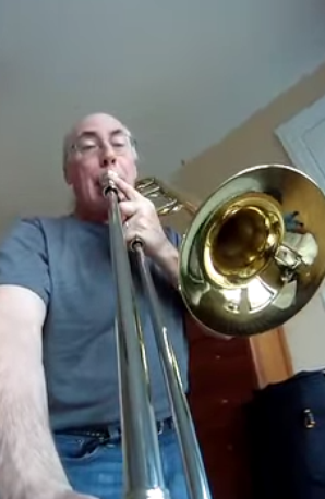 Trombone GoPro