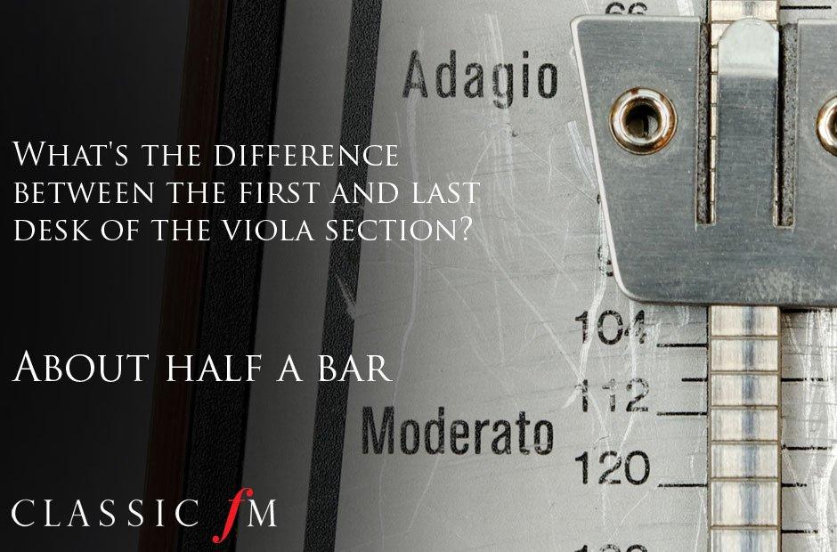 Viola joke - bar