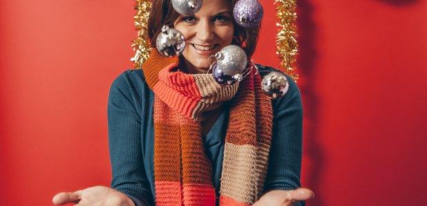 Lucy Coward Classic FM CHristmas 2014