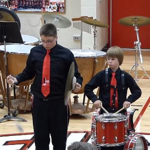 school concert fail