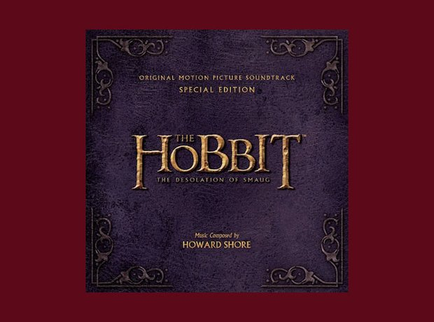 best-selling classical album 2014 hobbit smug howard shore