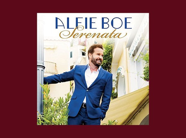 best-selling classical album 2014 serenata alfie boe