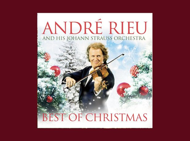 best-selling classical album 2014 best of christmas andre rieu
