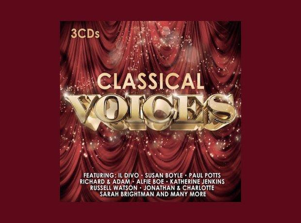 best-selling classical album 2014 classical voices