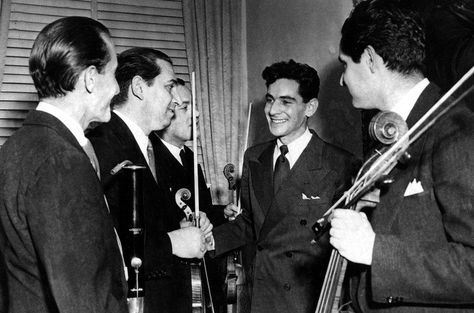 Bernstein New York Philharmonic