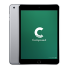 iPad mini with Composed