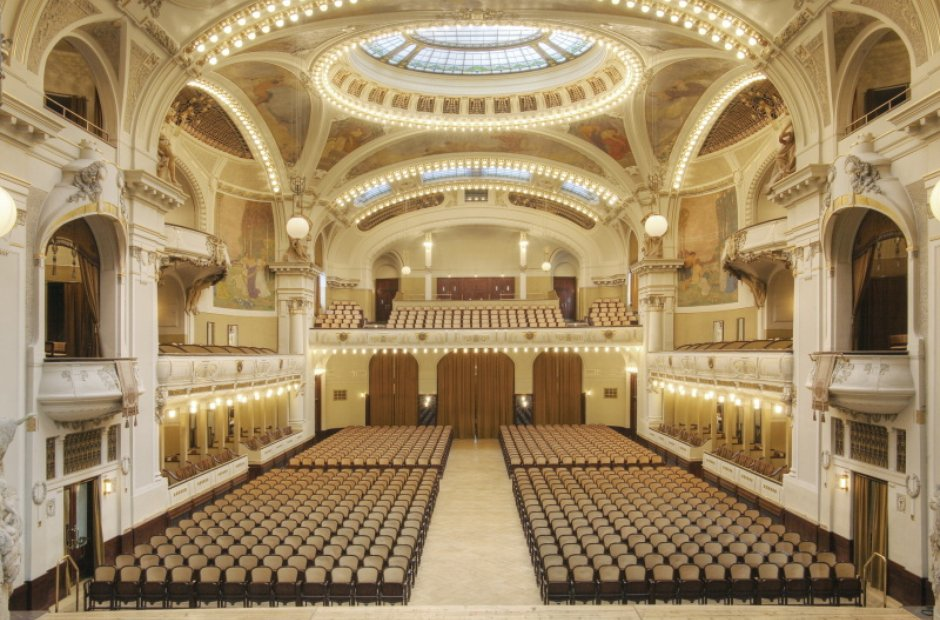 Smetana Concert Hall Prague Municipal House