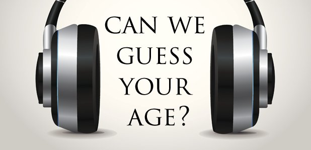 How old are you quiz