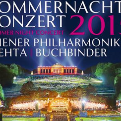 Vienna Philharmonic Summer Night's Concert 2015