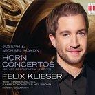 Haydn Mozart Horn Concertos Felix Klieser