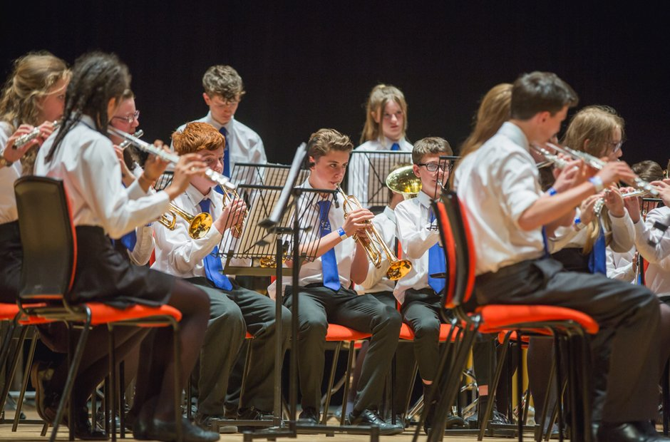 Archbishop Temple School Concert Band