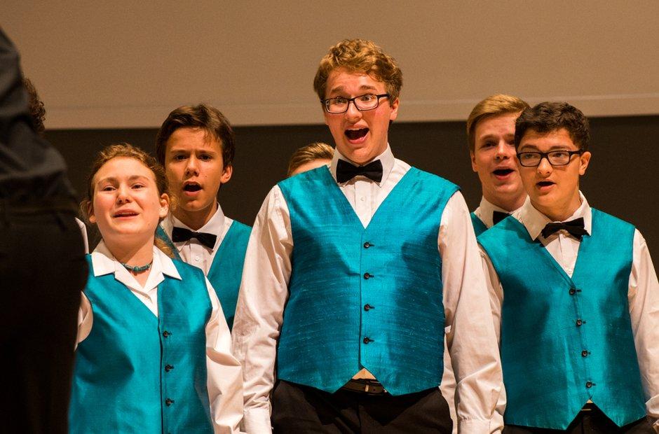 Cantate Senior Choir