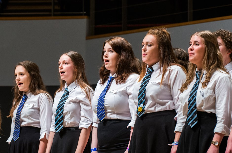 Croesyceiliog Senior Choir