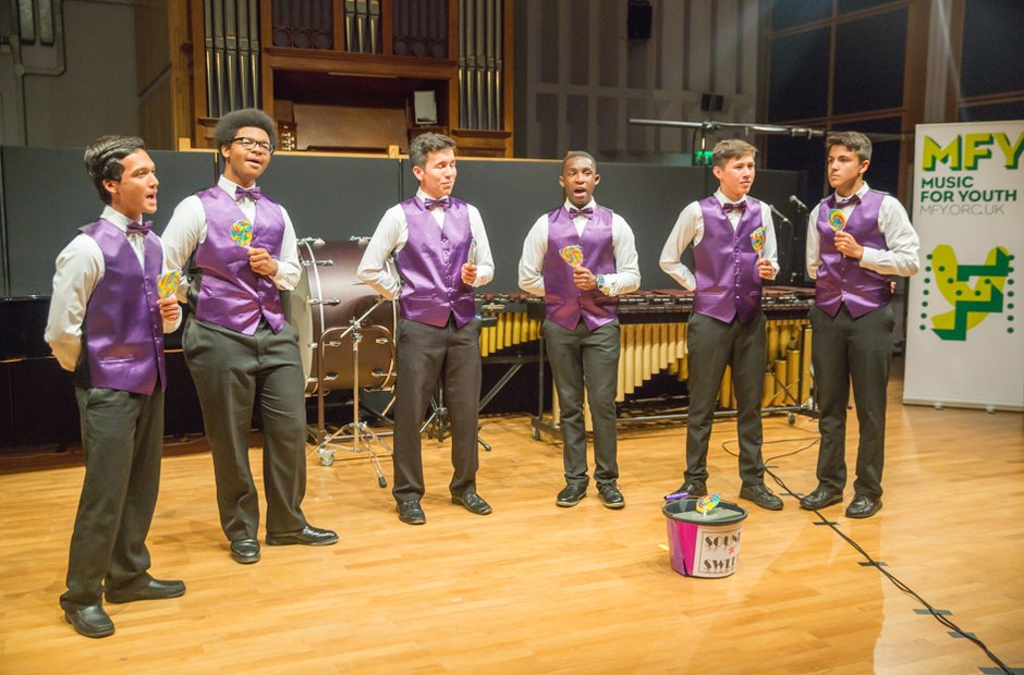 St Ignatius Close Harmony Group