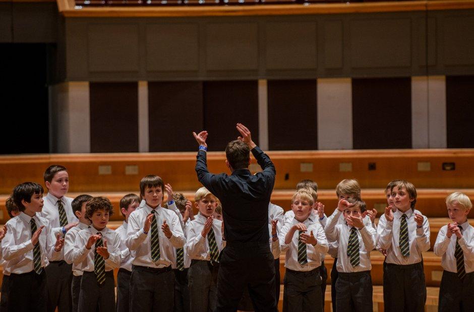 The Grange Choir