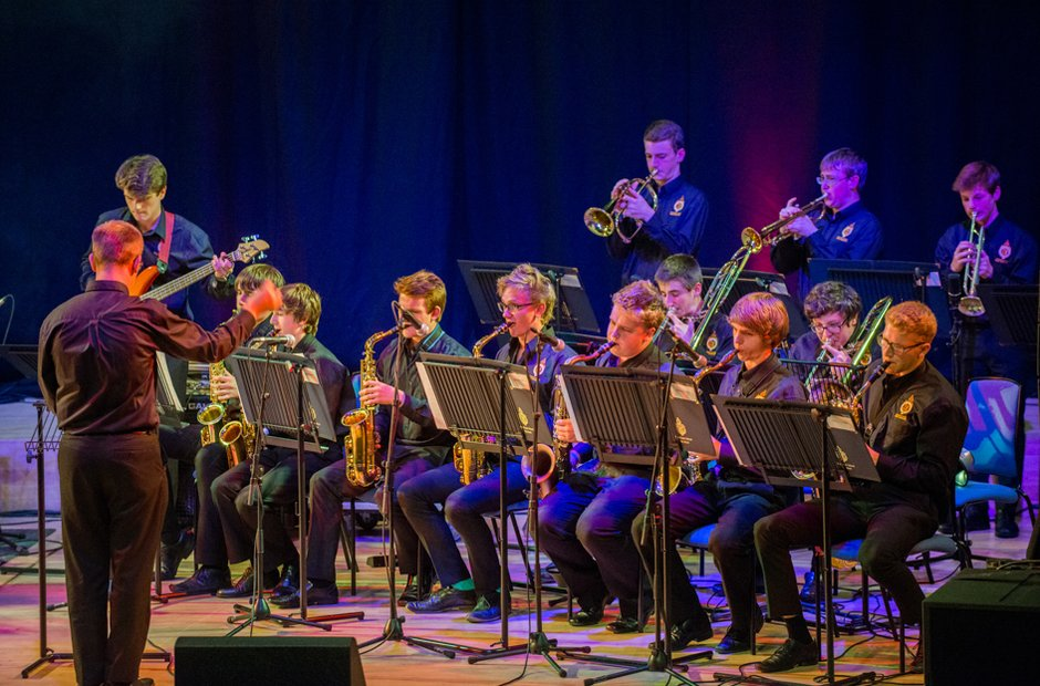 The King's School Big Band
