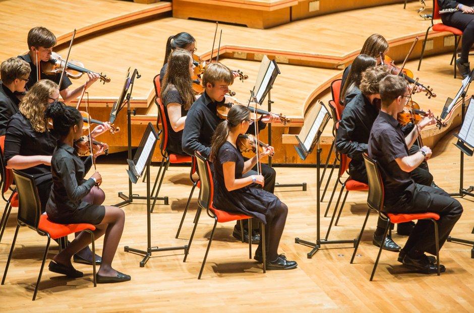 Oldham & Bury Youth Orchestra