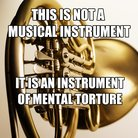 french horn square asset