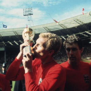 World Cup 1966 Bobby Moore