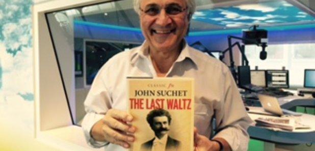 John Suchet with The Last Waltz