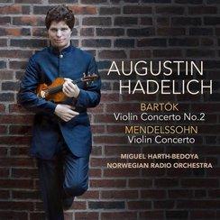 Augustin Hadelich Bartok Mendelssohn
