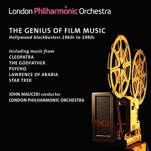 Genius of Film Music LPO Mauceri