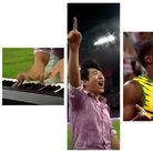 Lang Lang Usain Bolt