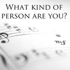 music personality quiz