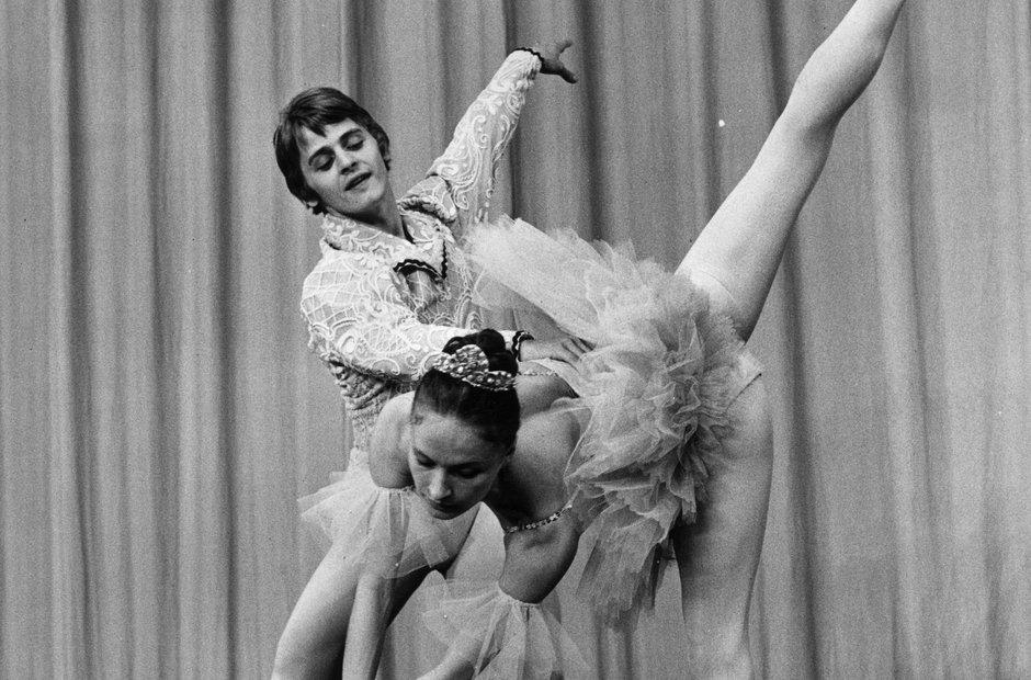 Southbank centre London Baryshnikov ballet