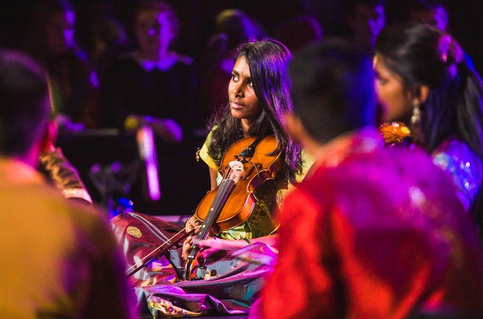 Harrow Tamil Carnatic Orchestra