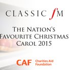 nation's favourite christmas carol 2015
