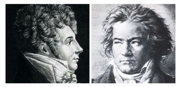 Daniel Steibelt and Beethoven